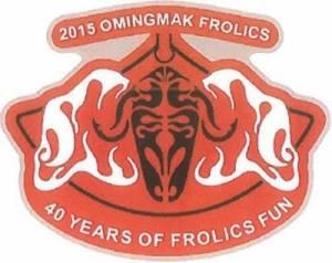 2015 Omikmak Frolics logo
